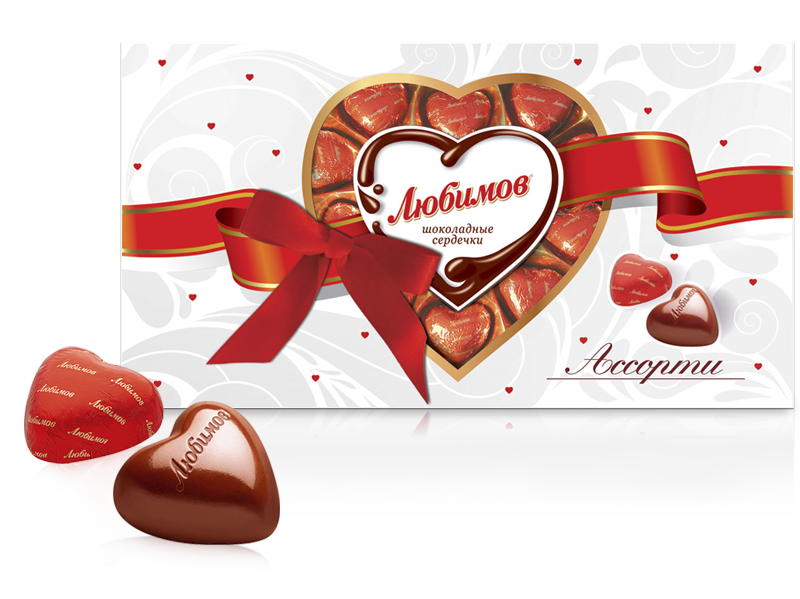 Chocolates Lubimov