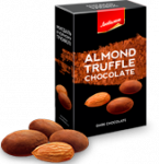 Lubimov Truff whole almonds in dark chocolate
