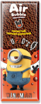 Black Porous Minions Chocolate